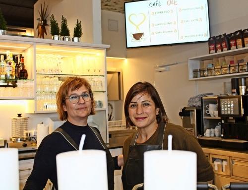 CAFE OLÉ neu eröffnet