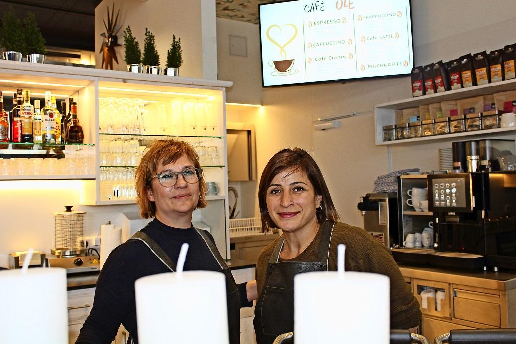 Café Olé - Bildquelle: Tilman Baur
