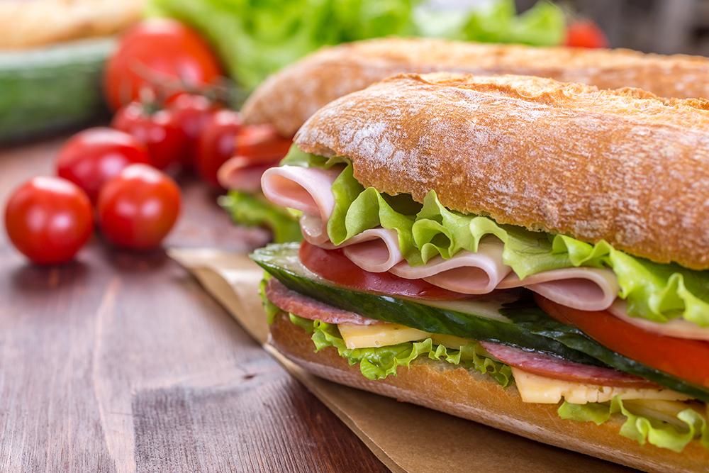 Sandwiches Cafe Ole Stuttgart Degerloch
